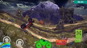 monster truck kids videos game monster truck dan hhmt kids videos little red car youtube