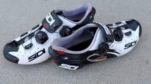 sport bike shoes sidi drako srs carbon mtb shoes review youtube