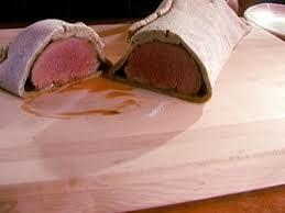 salt crusted beef tenderloin beef tenderloin in salt crust recipe alton brown food network