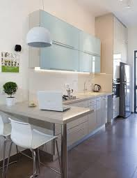 small narrow kitchen layout idea small place pinterest