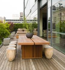 modern outdoor dining table modern outdoor dining table amazing person tables deck with wood