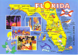 Orange Beach Florida Map by Random Thoughts From A Stay At Home Mom Catching Up On Postcards
