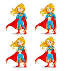 woman u0026 costume vector images 25