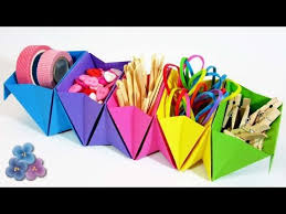 Origami Desk Organizer 8 Ways Origami Will Save Your