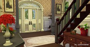 home alone house interior my sims 4 home alone mcallister house by waterwoman