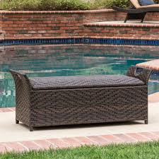best selling home decor 295551 wing outdoor storage bench the mine