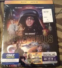 spaceballs new metal box best buy exclusive usa hi def