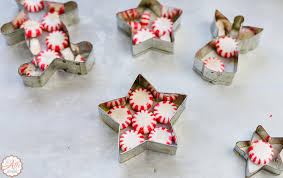 candy ornaments how to make peppermint candy ornaments an alli event