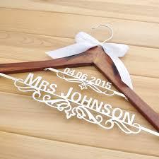 wedding dress hanger top 10 best personalized wedding hangers heavy