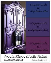 creating a beautiful deep purple with emperor u0027s silk and