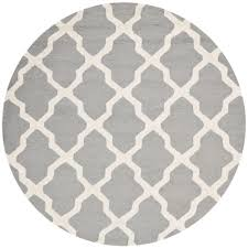 Silver Bathroom Rugs by Bathroom Rugs As Washable Rugs And Elegant 10 Ft Round Rug Yylc Co