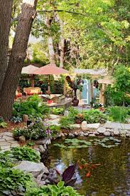 How To Make A Koi Pond In Your Backyard 35 Beautiful Backyards Midwest Living