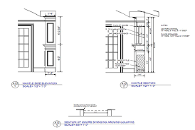 plans builtin cabinets around fireplace