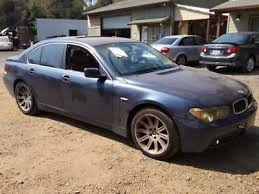 used 2002 bmw 745i for sale used bmw 745i seats for sale