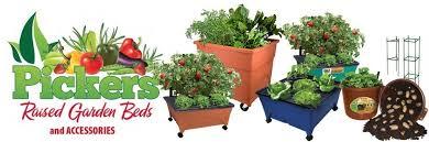 amazon com emsco group city picker raised bed grow box self