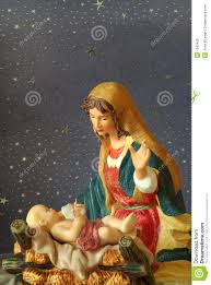 jesus and mother mary royalty free stock image image 1583406