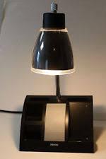 Desk Organizer Lamp Ihome Ihl24 Organizer Speaker Lamp Blue Ebay