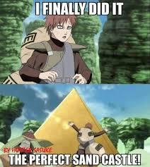 Funny Naruto Memes - this is funny xd gaara naruto pinterest gaara naruto and anime