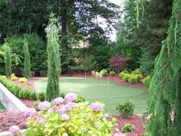 Backyard Putting Green Designs by 37 Best Artificial Lawn Seriously Images On Pinterest Backyard