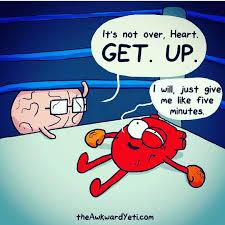 Meme Heart - get up heart election2016 funny meme lol humor humor