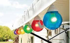Solar Rv Awning Lights Rv Patio Awning Lights Modern Patio