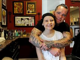 ink for the cause tattoo fundraiser helps teen with leukemia