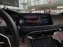 lexus vehicle recognition digital billboards lucid air packs more tech and interior space than tesla model s