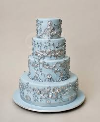 Winter Wedding Cakes Winter Wedding Ideas