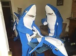 Jaws Halloween Costume Amazon Party Shark Costume Dolphin Clothing