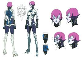 art zone design viola a i concept zone of the enders the 2nd runner character