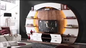 simple and attractive t v unit designs youtube