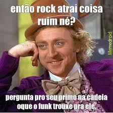 Funk Meme - rock x funk meme by felipever alone memedroid