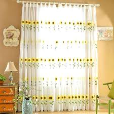 Yellow Sheer Curtains Yellow Curtains Sheer Pale Yellow Sheer Curtains Mirak Info