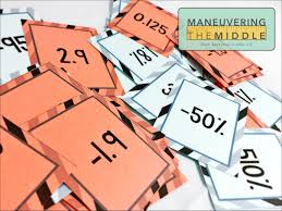 resources for the number system maneuvering the middle