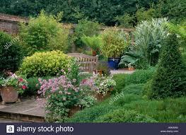 classic design elements at the walled garden suffolk www petanimuda