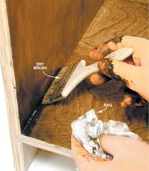 q u0026 a getting stain out of corners popular woodworking magazine
