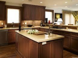 kitchen cabinets cherry wood amazing images of kitchen decoration design ideas using dark brown