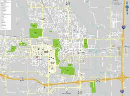 Iowa State University Map File Ames Map Png Wikimedia Commons