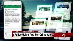Home Design App Neighbors Metro Detroit Police Residents Use App For Crime Alerts