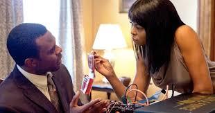 Seeking Official Trailer Perry S Acrimony Trailer Sends Taraji P Henson Into A
