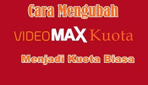 cara mengubah kuota youthmax menjadi kuota biasa how to change quotas videomax became a regular in the android data quota