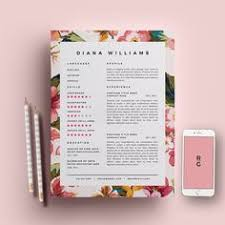 Unique Resume Templates Free Modern Resume Template U0026 Cover Letter Template For Word And Pages