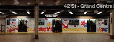 kaws thanksgiving parade subway marketing new york photos