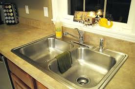 kitchen sink and faucet combinations lowes kitchen sink faucets options delta kitchen sink