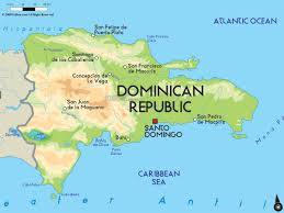 Map Of Jamaica Blank by The Dominican Cigar Guide U2014 Gentleman U0027s Gazette