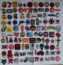 iron on patches patch buy 3 get 1 free surf skulls
