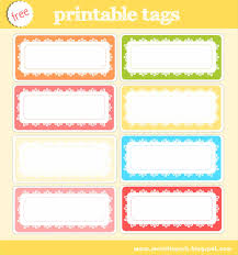 Create Free Printable Resume Tags Template For Kids Tag Word Resume Format Welder Luggage