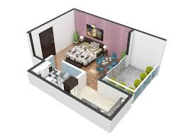 450 square feet sq ft house plan in india interesting