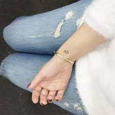 star tattoos on wrist google search tattoos pinterest sök