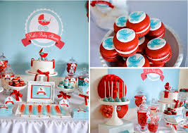 baby boy shower theme kara s party ideas baby carriage gender neutral boy girl baby